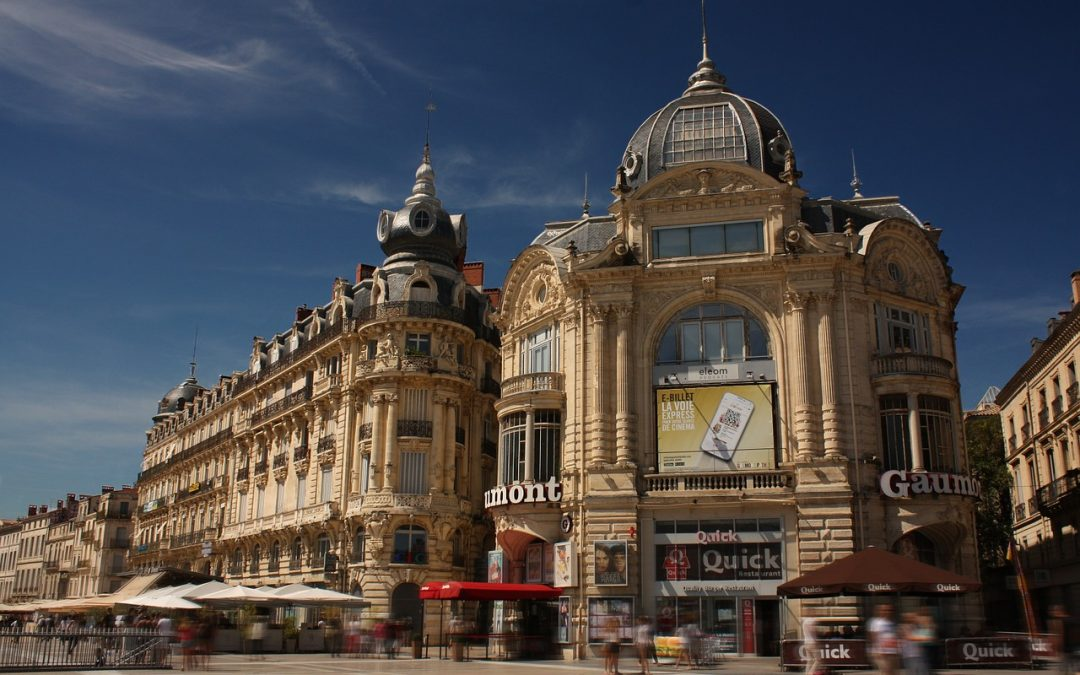 Location Appartement Montpellier beaux arts