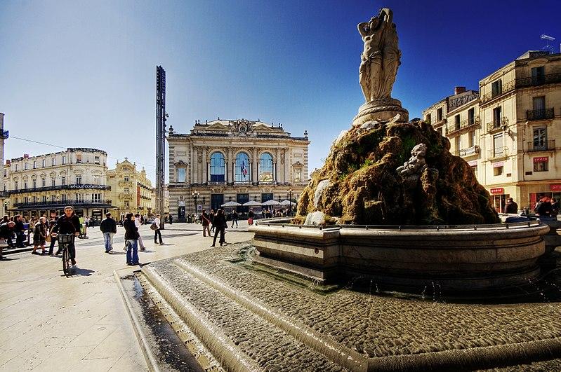 Plans et guides de Montpellier