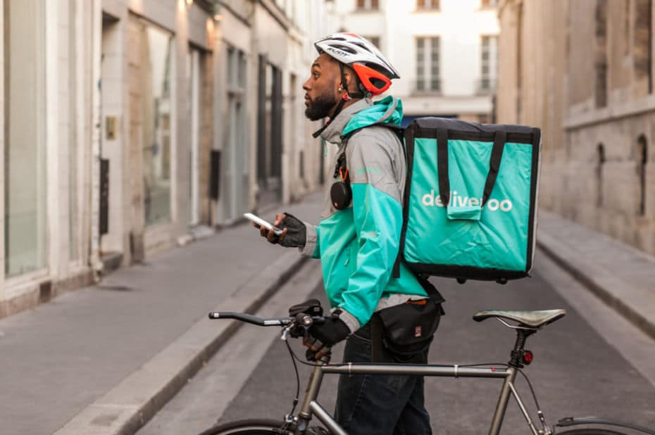 Deliveroo Montpellier